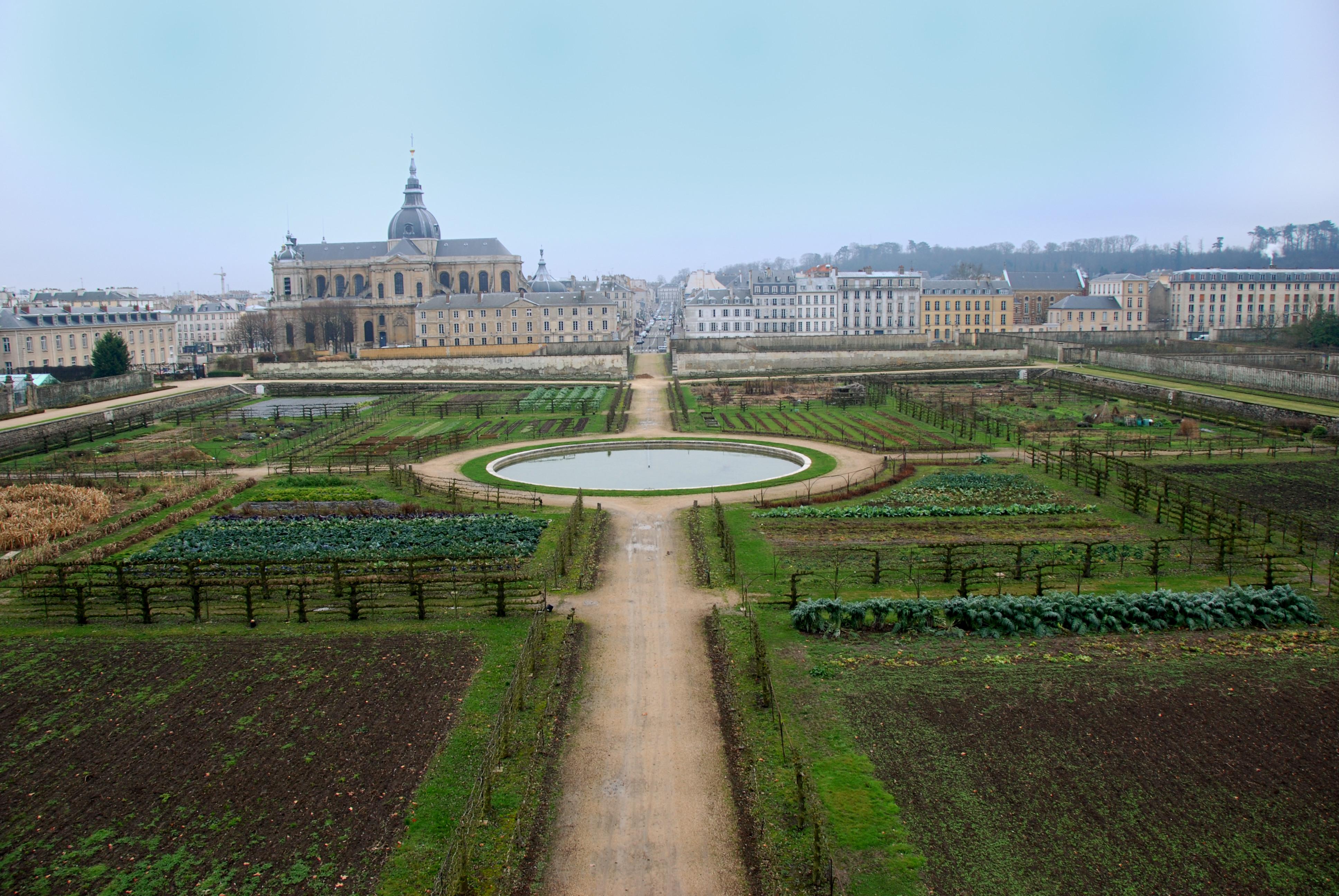 Potager du roi le jardin feng shui - Le potager du roi ...