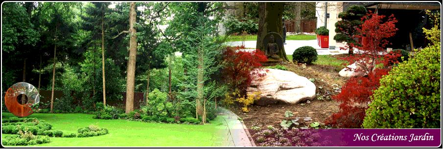 Nos Créations Jardin