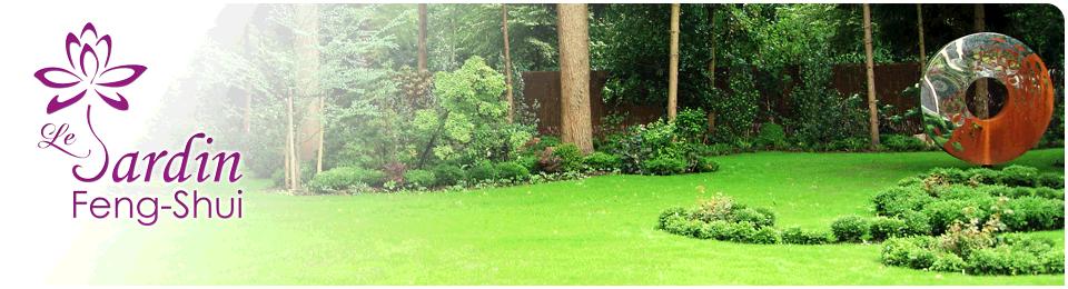 Terrasse & sculpture. Le Jardin Feng-Shui Nathalie Normand
